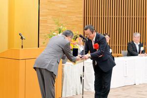 第44回優秀環境装置表彰式(授賞の様子).jpg