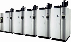 簡易・小型貫流蒸気ボイラ SQ 13A 800・1000、1200・2000